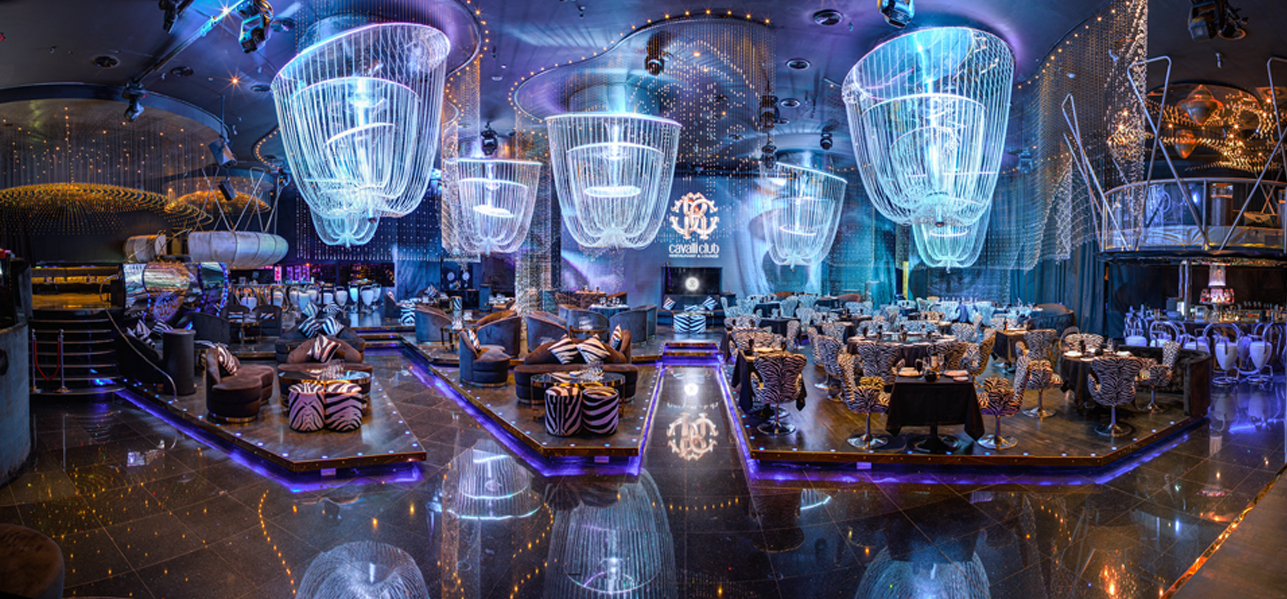 Cavalli Club, Restaurant & Lounge has become one of the most glamorous places in Dubai according to the Luxury Lifestyle Awards 2017.