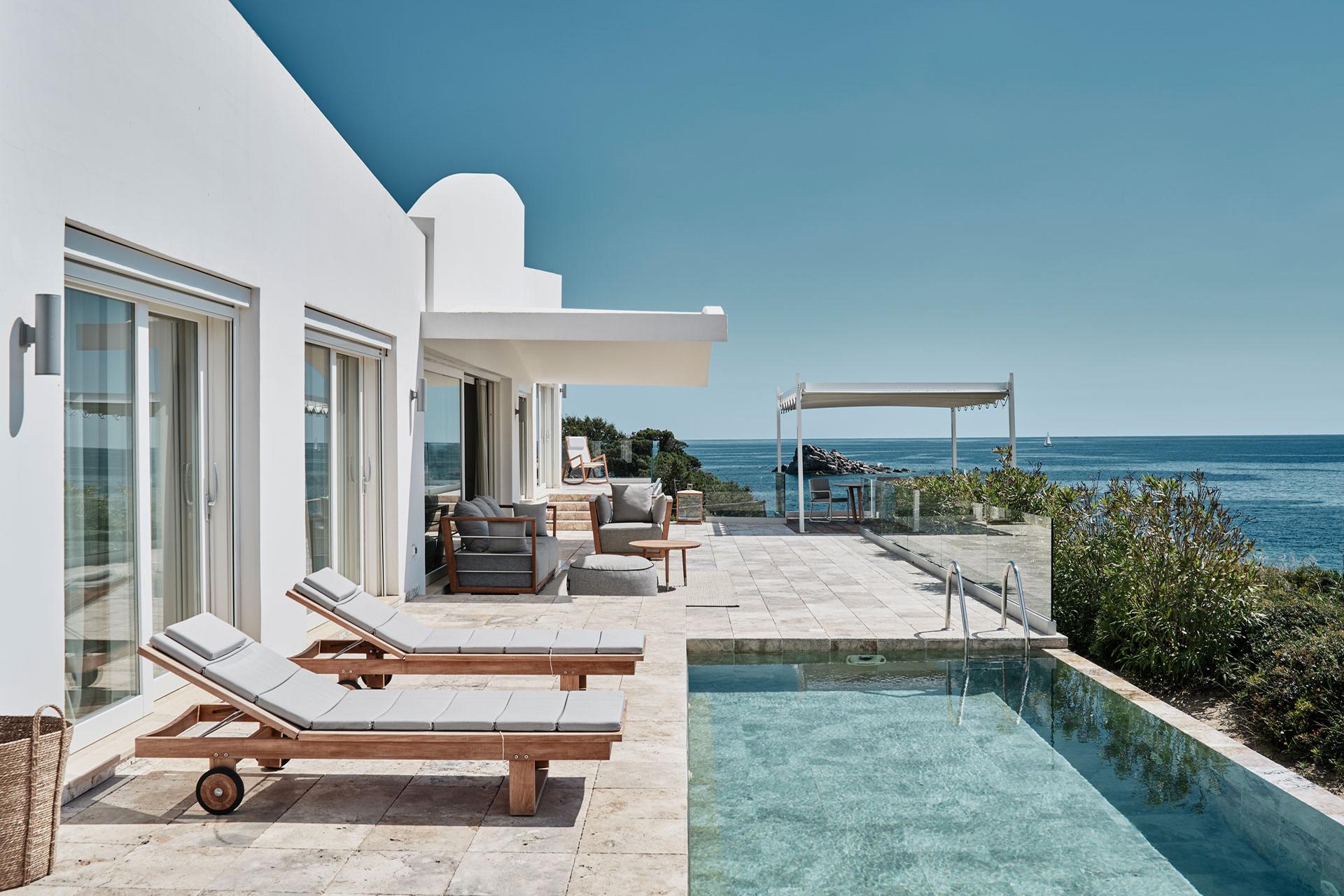 Villa Bellavista, Sardinia